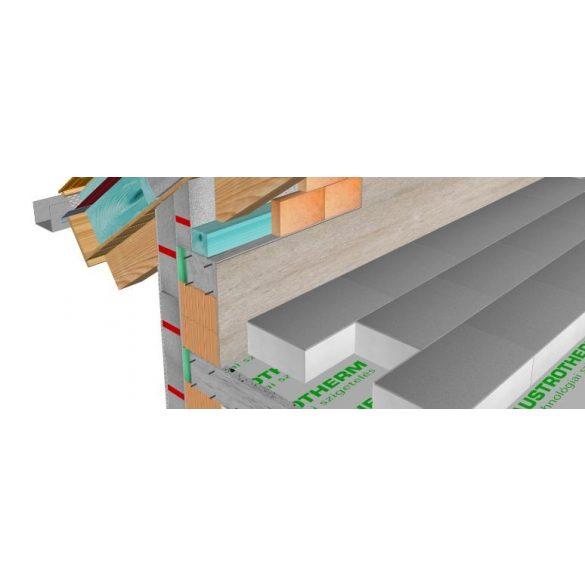 Austrotherm GO Office 10cm járható lépésálló szigetelés gipszrosttal