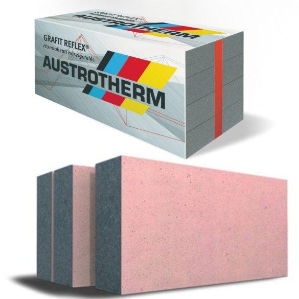 Austrotherm Grafit Reflex grafitos szigetelés homlokzatra -- 20 cm