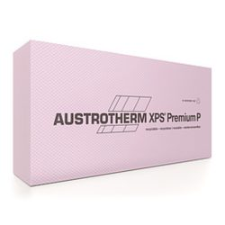 Austrotherm XPS PREMIUM P bordázott felülettel, egyenes élképzéssel  --  8 - 32 cm
