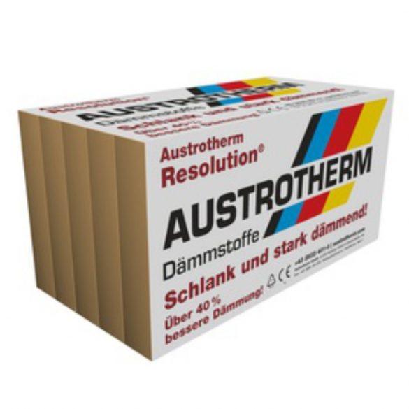 Austrotherm Resolution Fassade 0,022 W/mK homlokzati szigetelő lemez -- 8 cm