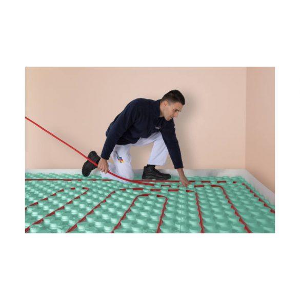 Austrotherm Padlófűtés pogácsás rendszerlemez 30+27mm (0,72m2/tábla)