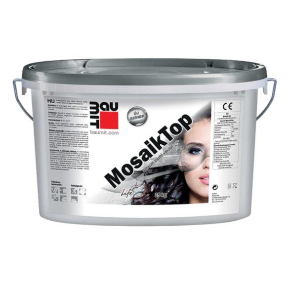Baumit MosaikTop lábazati vakolat alap színek -- 25kg/vödör