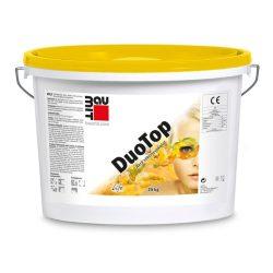 Baumit DuoTop műgyanta kötőanyagú homlokzati vakolat  - 25kg/vödör