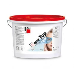 Baumit OpenTop légáteresztő vakolat vályogházakhoz, vizes falakhoz - 25kg/vödör