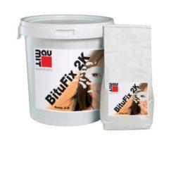 Baumit BituFix 2K ragasztó bitumenes szigeteléshez - 30 liter /vödör