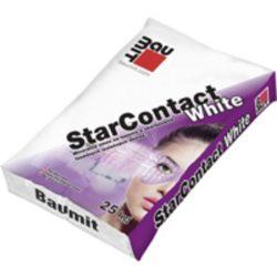 Baumit StarContact White ragasztó EPS, Grafit, XPS, Homlokzati gyapot ragasztásához - 25kg/zsák