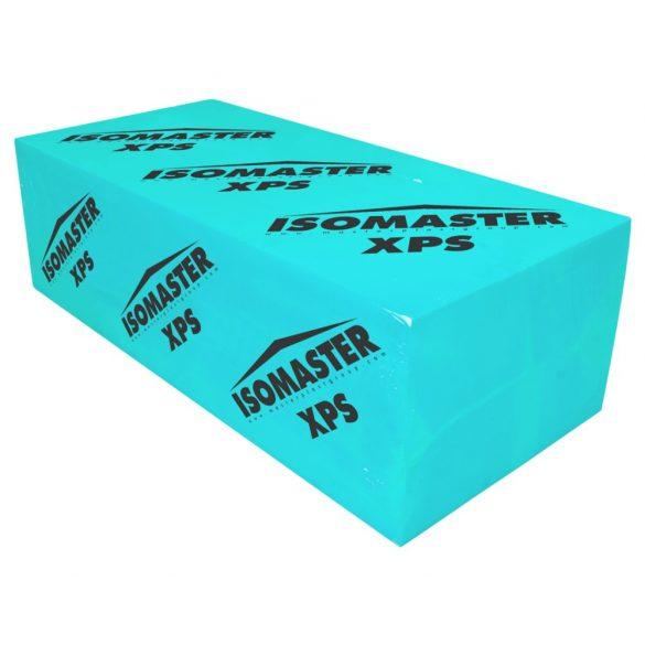 ISOMASTER XPS SVW lábazati, bordázott felületű, egyenes élképzésű szigetelő lemez  -- 8 cm