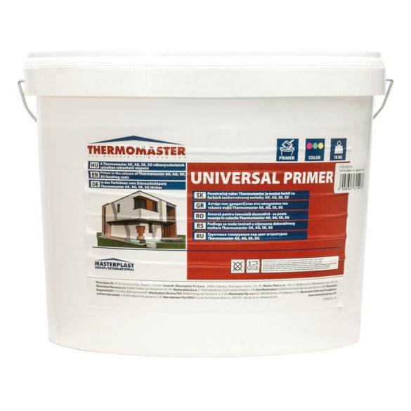 THERMOMASTER alapozó homlokzati nemesvakolathoz 5kg/vödör