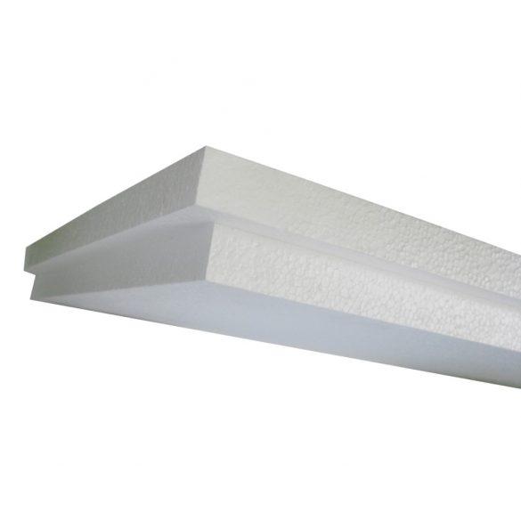 ISOMASTER EPS-L H-80 lépcsős élképzésű hungarocell hőszigetelő lemez -- 5cm KIFUTOTT