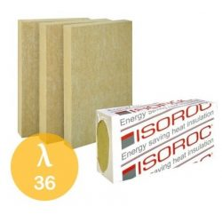 Isoroc Isofas 0,036 homlokzati vakolható kőzetgyapot