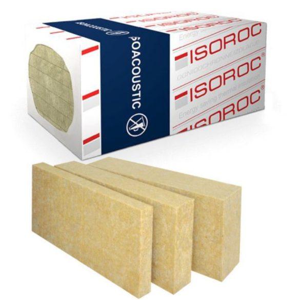 ISOACOUSTIC kőzetgyapot kiváló zajcsillapítási értékkel 15 cm -- 2,4m2 / csomag
