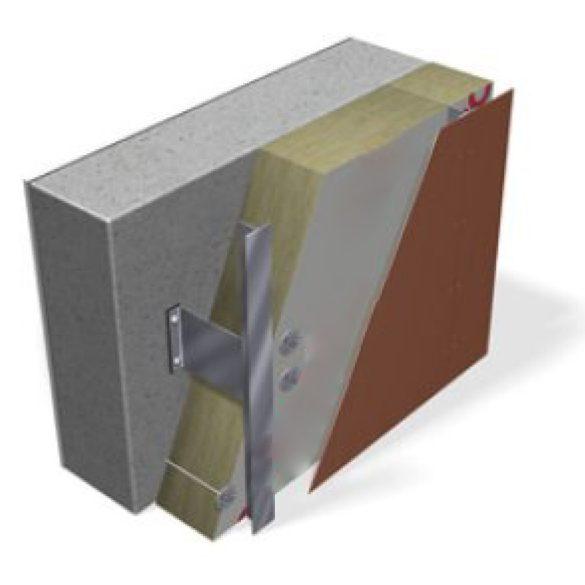 ISOACOUSTIC kőzetgyapot kiváló zajcsillapítási értékkel 20 cm -- 1,8m2 / csomag