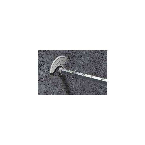 FISCHER Ecotwist 0-10 - hőhídmentes homlokzati szigetelésrögzítő dübel