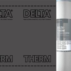 Dörken Delta Therm páraáteresző tetőfólia fémlemez fedés alá 75m2/tekercs