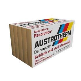 Austrotherm Resolution Fassade - Passzív házak szigetelésére